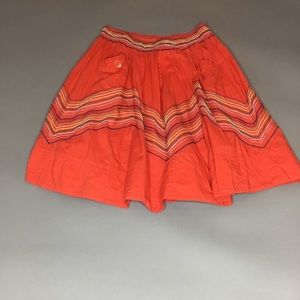 Anthropologie Lithe multicolored skirt - Size: M